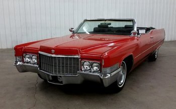1970 Cadillac De Ville for sale 100844655