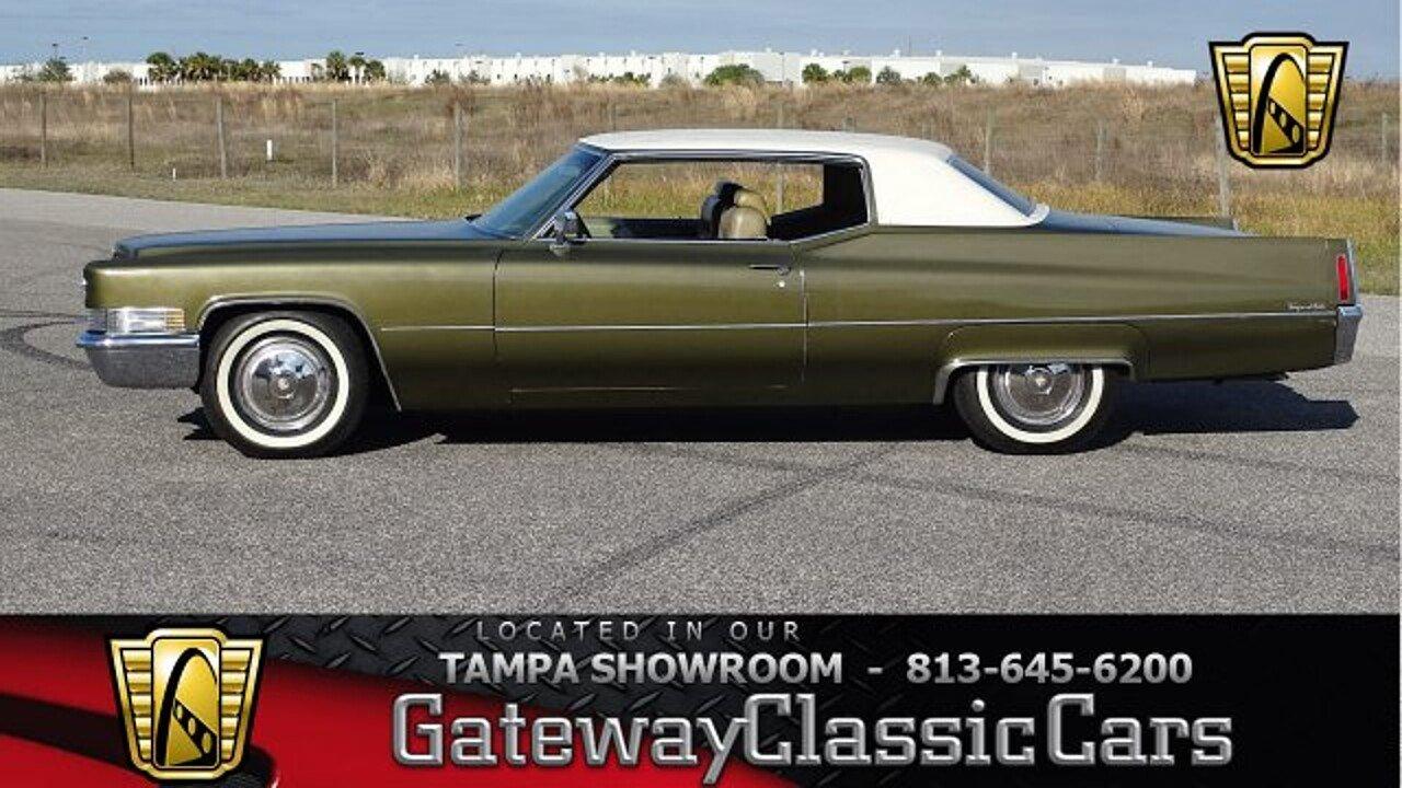 1970 Cadillac De Ville for sale near O Fallon, Illinois 62269 ...
