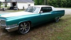 1970 Cadillac De Ville for sale 100824974