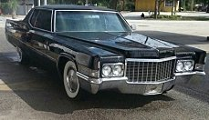 1970 Cadillac De Ville for sale 100825132