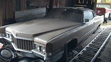 1970 Cadillac De Ville for sale 100884035