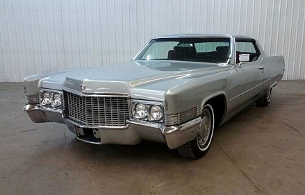 1970 Cadillac De Ville for sale 100944134