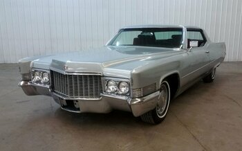 1970 Cadillac De Ville for sale 100944985