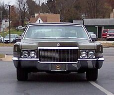 1970 Cadillac De Ville for sale 100945374
