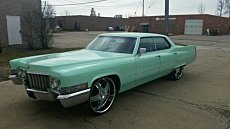 1970 Cadillac De Ville for sale 100955345