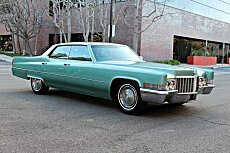 1970 Cadillac De Ville for sale 100960191