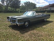 1970 Cadillac De Ville Coupe for sale 100972741