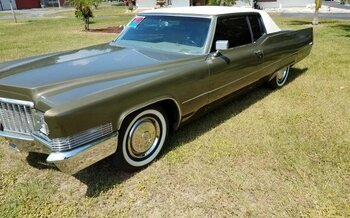 1970 Cadillac De Ville Coupe for sale 101007254