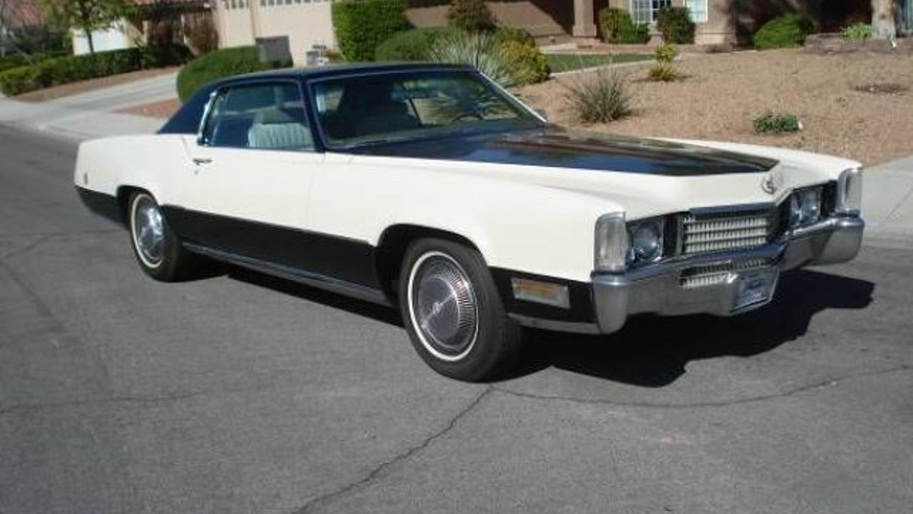 1970 Cadillac Eldorado for sale 100973790