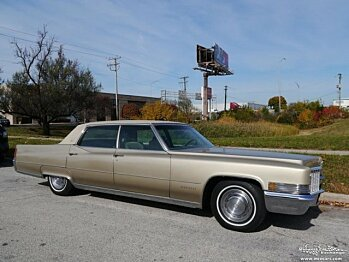 1970 Cadillac Fleetwood for sale 100898070