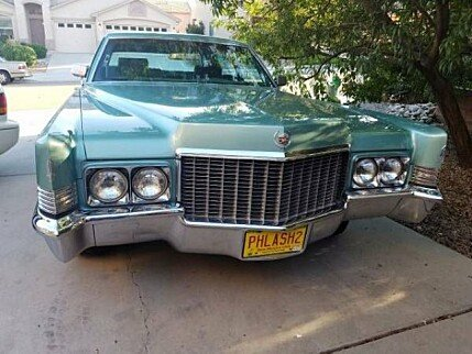 1970 Cadillac Fleetwood for sale 100864794