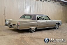 1970 Cadillac Fleetwood for sale 100975530