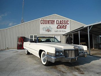 1970 Cadillac Other Cadillac Models for sale 100748746