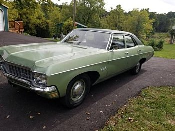 1970 Chevrolet Bel Air for sale 100974757