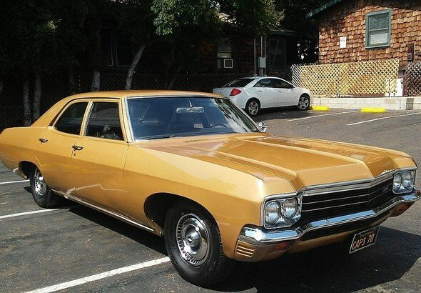 Ordinaire 1970 Chevrolet Biscayne For Sale 100915797
