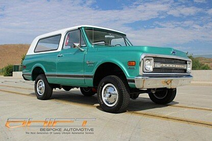 1970 Chevrolet Blazer for sale 100883401