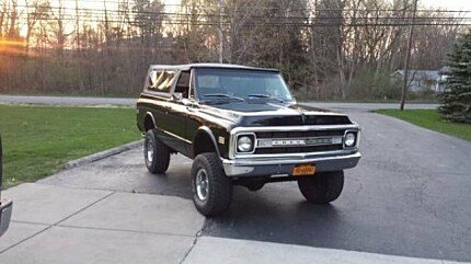 1970 Chevrolet Blazer for sale 100906581