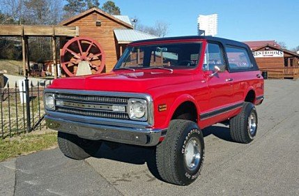1970 Chevrolet Blazer for sale 100951197
