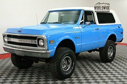 1970 Chevrolet Blazer for sale 100954775
