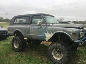 1970 Chevrolet Blazer for sale 100992494