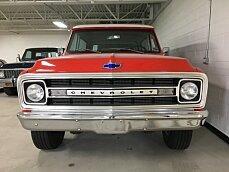 1970 Chevrolet Blazer for sale 101004039