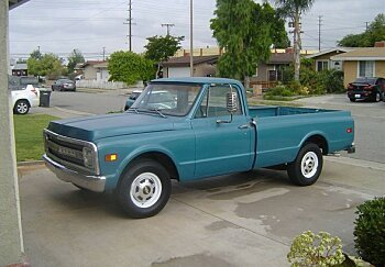 1970 Chevrolet C/K Truck for sale 100869215