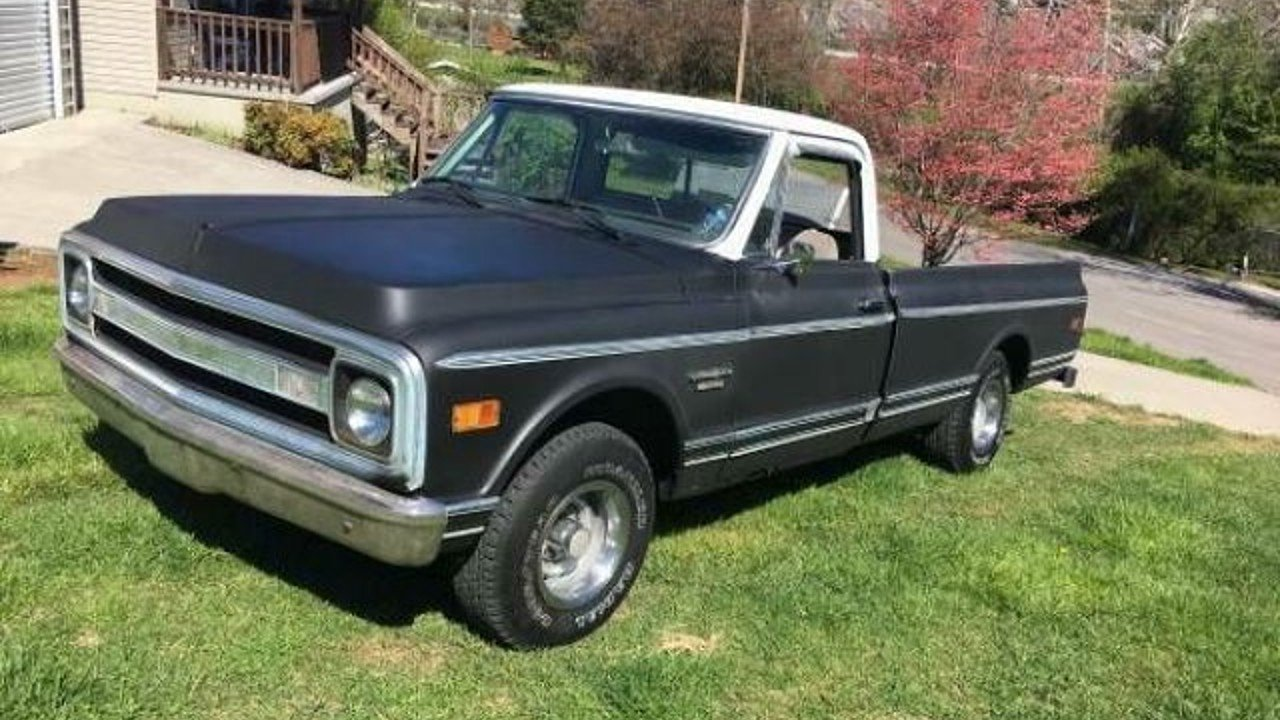 1970 Chevrolet C/K Truck for sale 100871573