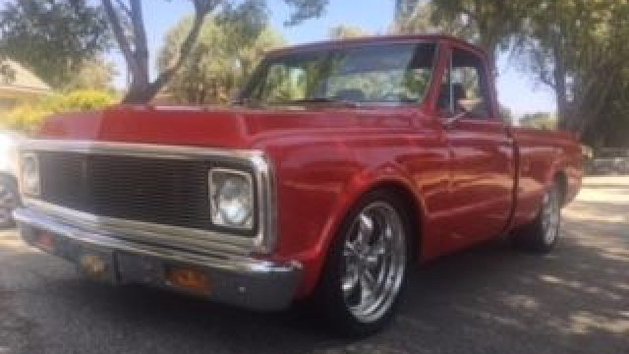 1970 Chevrolet C/K Truck for sale 100896608