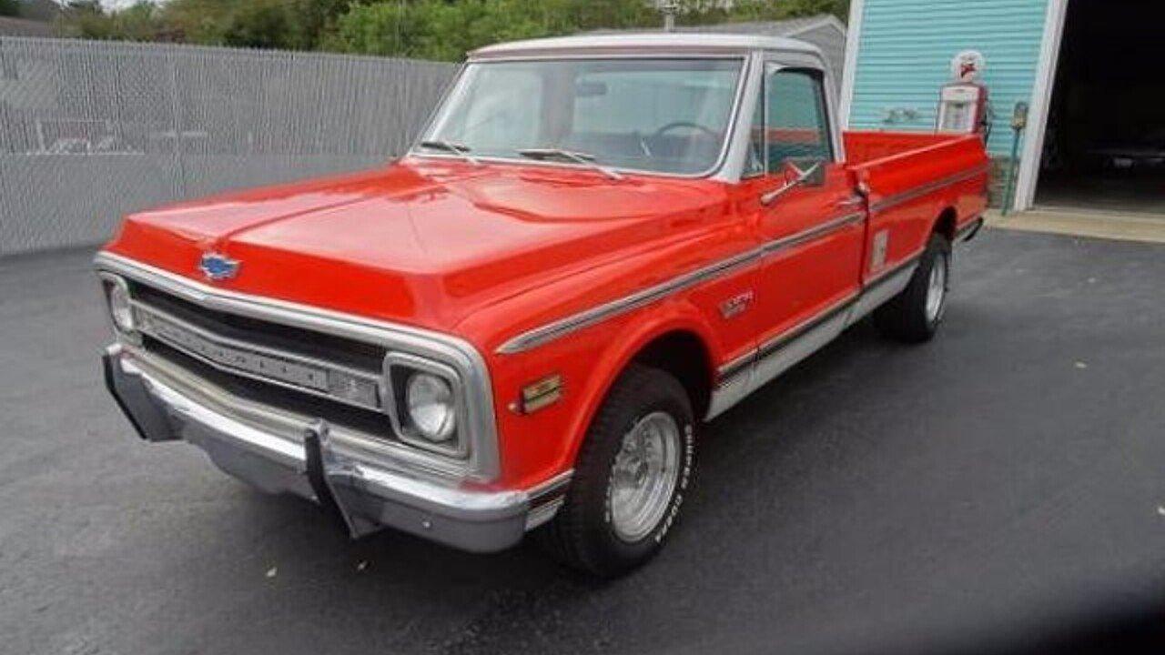 1970 Chevrolet C/K Truck for sale near Cadillac, Michigan 49601 ...
