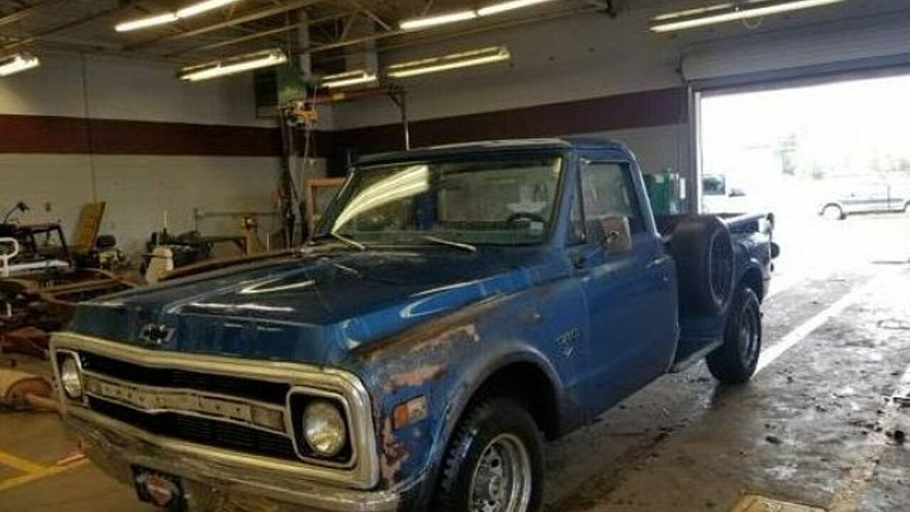 1970 Chevrolet C/K Truck for sale 100962421