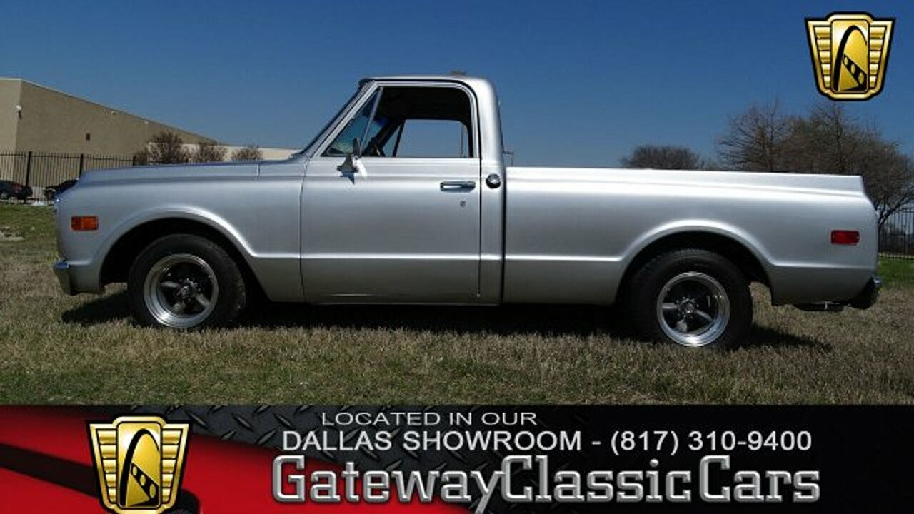 1970 Chevrolet C/K Truck for sale 100969449