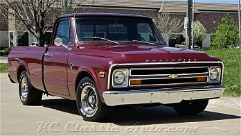 1970 Chevrolet C/K Truck for sale 100982081