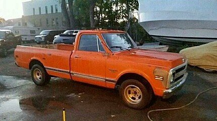 1970 Chevrolet C/K Truck for sale 100824989