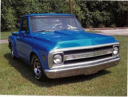 1970 Chevrolet C/K Truck for sale 100825231