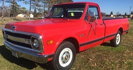 1970 Chevrolet C/K Truck for sale 100825709