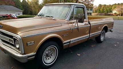 1970 Chevrolet C/K Truck for sale 100834583
