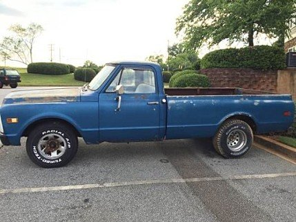 1970 Chevrolet C/K Truck for sale 100859394