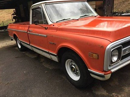 1970 Chevrolet C/K Truck for sale 100861638