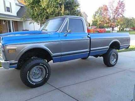 1970 Chevrolet C/K Truck for sale 100942090