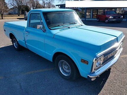 1970 Chevrolet C/K Truck for sale 100958037