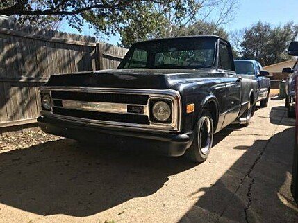 1970 Chevrolet C/K Truck for sale 100958039