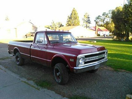 1970 Chevrolet C/K Truck for sale 100959426