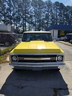 1970 Chevrolet C/K Truck for sale 100985507
