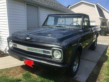 1970 Chevrolet C/K Truck for sale 100985517