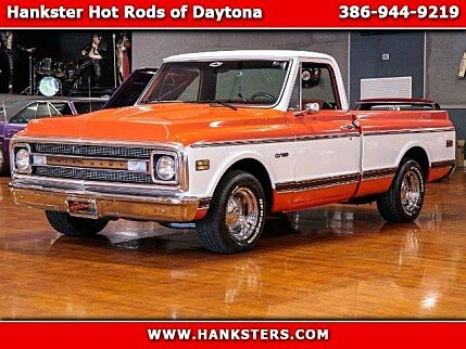 1970 Chevrolet C/K Truck for sale 100985534