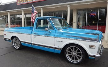 1970 Chevrolet C/K Truck for sale 100986280