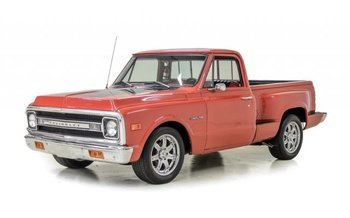 1970 Chevrolet C/K Truck for sale 101000442