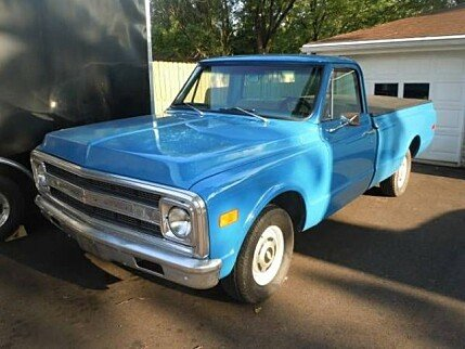 1970 Chevrolet C/K Truck for sale 101005596