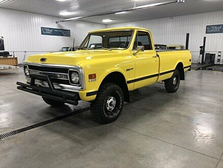 1970 Chevrolet C/K Truck for sale 101009477