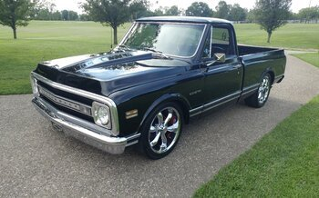 1970 Chevrolet C/K Truck Custom Deluxe for sale 101011843